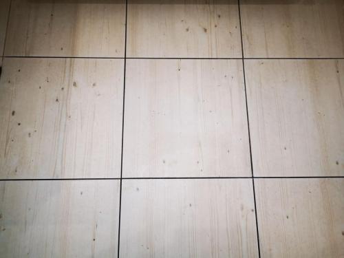 Čistenie dlažby - Fotografia našej práce